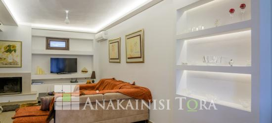 Το σαλόνι που ανακαινίσαμε στο πανόραμα θεσσαλονίκης - Ανακαίνιση Τώρα, Θεσσαλονίκη